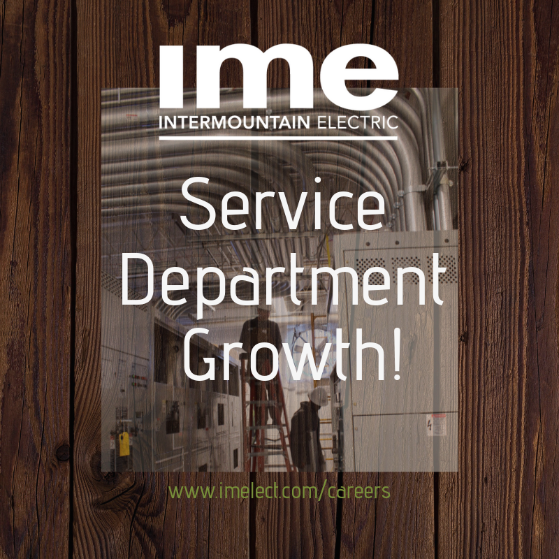 Service Department Growth